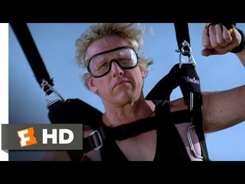 Drop Zone (3/9) Movie CLIP - It's All Over! (1994) HD