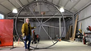 Ask Adam Savage: Savage Builds Wheel of Death Re-Do and Unrealized Ideas