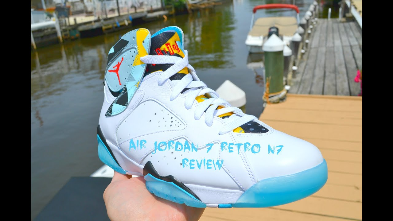 air jordan 7 n7 review
