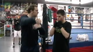 Boxing Class | Cours de Boxe - HardKnox Gym Montréal