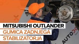Video vodniki o popravilu MITSUBISHI