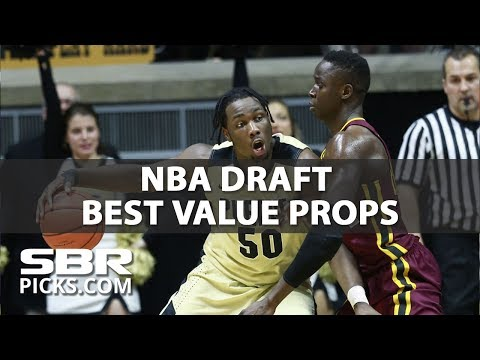 NBA Draft | Betting Picks & What to Expect