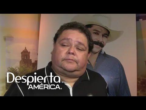 Raulito Navaira está desolado por la muerte de su hermano Emilio