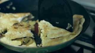 Кулинары - Омлет с цуккини