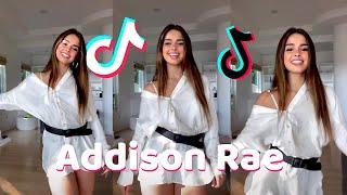 Addison Rae New TikTok Dances Compilation