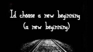 Threat Signal New beginning + lyrics