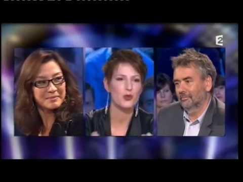 Luc Besson & Michelle Yeoh - On n'est pas couché 26 novembre 2011 #ONPC