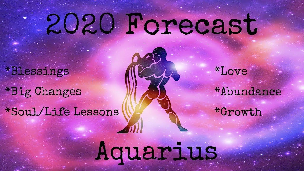 aquarius march 2020 tarot card reading