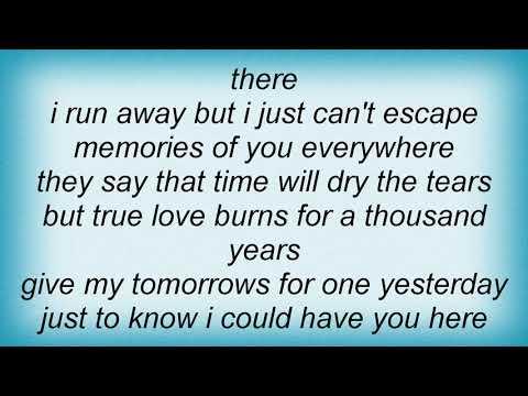 Alicia Keys - Until I Get Over You Lyrics
