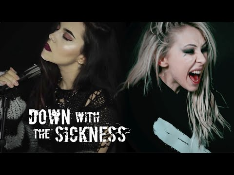 Disturbed - Down With The Sickness (Violet Orlandi ft Ai Mori COVER)