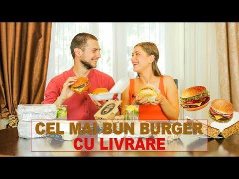 CEL MAI BUN BURGER CU LIVRARE I Valerie's Food - Wolfbros, Torro Burger, Jack's Bar, Burger Beef...