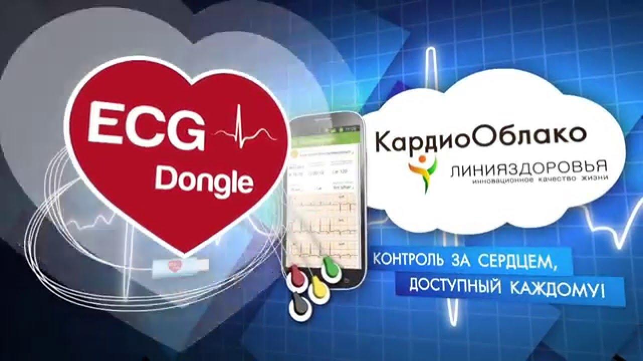CardioCloud  ECG at home
