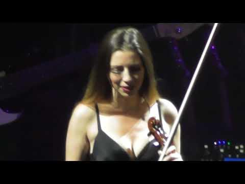 Hans Zimmer Concert live at Wembley SSE Arena on 15th June 2017