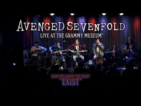 Matt Cruz - Avenged Sevenfold stripped down...