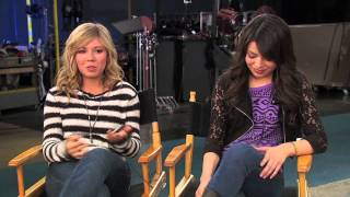 Jennette McCurdy (Sam Puckett) on what it was like on the iCarly set