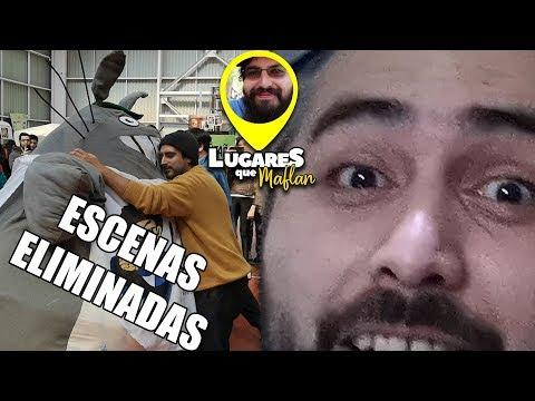 ESCENAS BORRADAS! Especial Lugare que Maflan en Español - GOTH