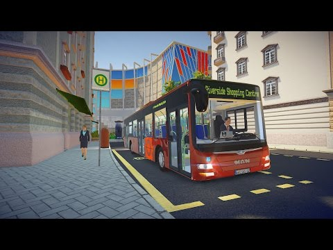 Bus Simulator 16 PC 60FPS Gameplay | 1080p |