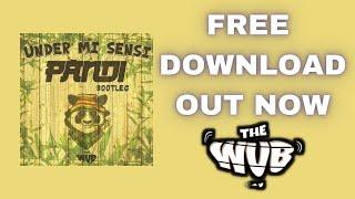 Mr. Vegas - Under Mi Sensi (Pandi Bootleg) | Free Download