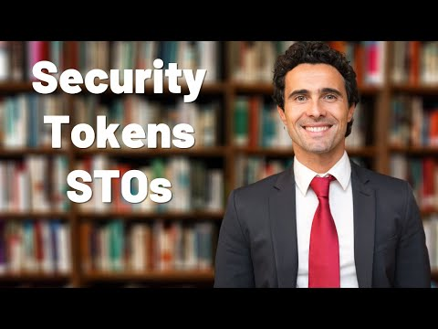Security Tokens Explained For Dummies! (STOs vs ICOs)