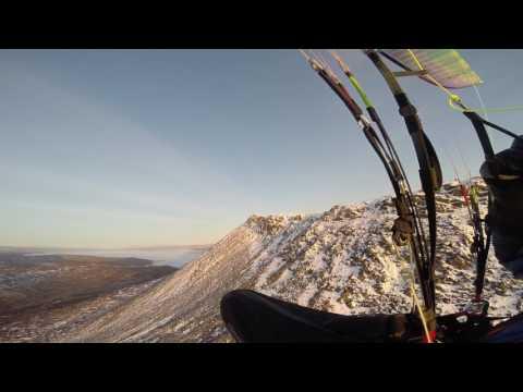 Schiehallion Sunrise Paragliding