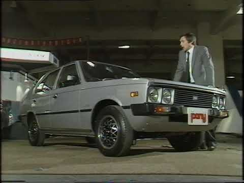Korean Cars | Hyundai Pony | Car Review | Wheels | 1981
