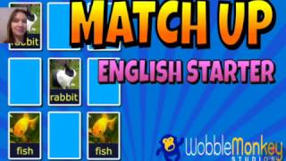 Match UpEnglishStarter  Приложение для изучения английского языка для детей и взрослых(Отличное приложение для изучения английского языка для детей и взрослых!Match UpEnglishStarter Это бесплатный курс..., 2017-01-13T14:16:26.000Z)