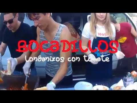 Taronja Spanish School Valencia - Tomatina Video - Music by Joshua Biondi