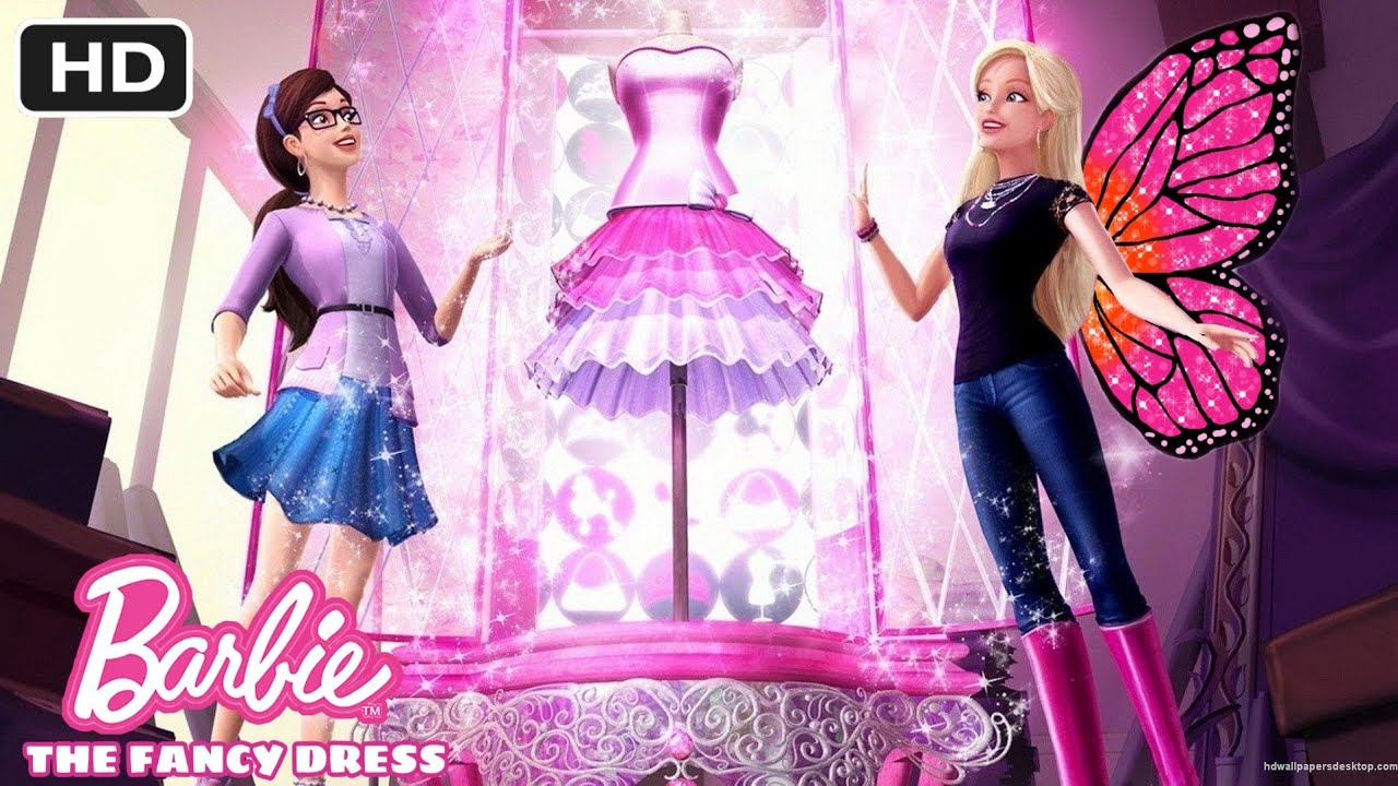 Download New Barbie Animation Movie 2020    Barbie Full Movie   