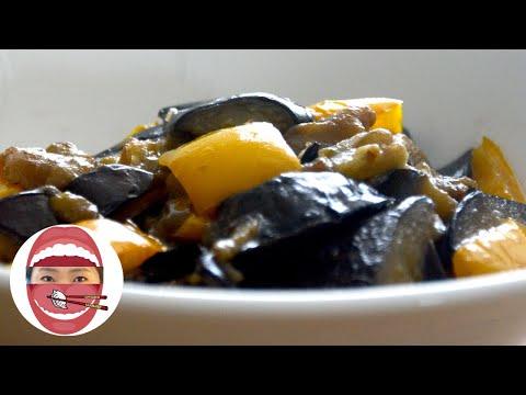 aubergines-sautées-à-l'ail-🍆-dîner-facile-rapide-✌️