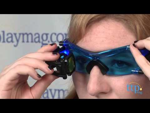 b0c7d68df Spy Gear Night Goggles from Spin Master - YouTube