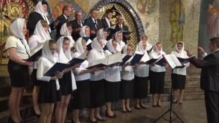 Hajnowskie Dni Muzyki Cerkiewnej'2016 -  Chór Parafii Prawosławnejpw. Św. Archanioła Michała w Orli