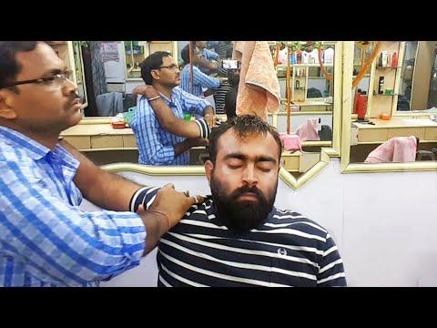 Head massage in stress full day - Must read description