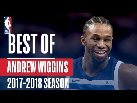 Best of Andrew Wiggins | 2017-2018 NBA Season