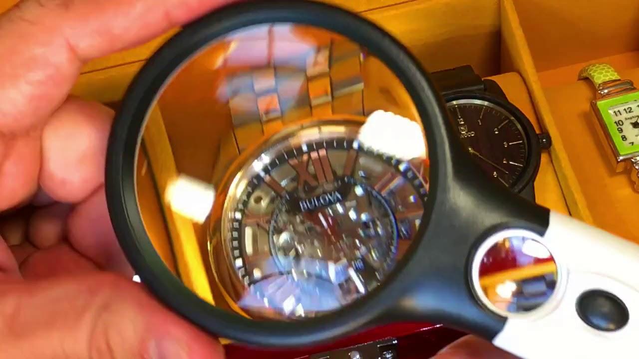 911reviews: Freewalker Handheld Magnifier Glass Review