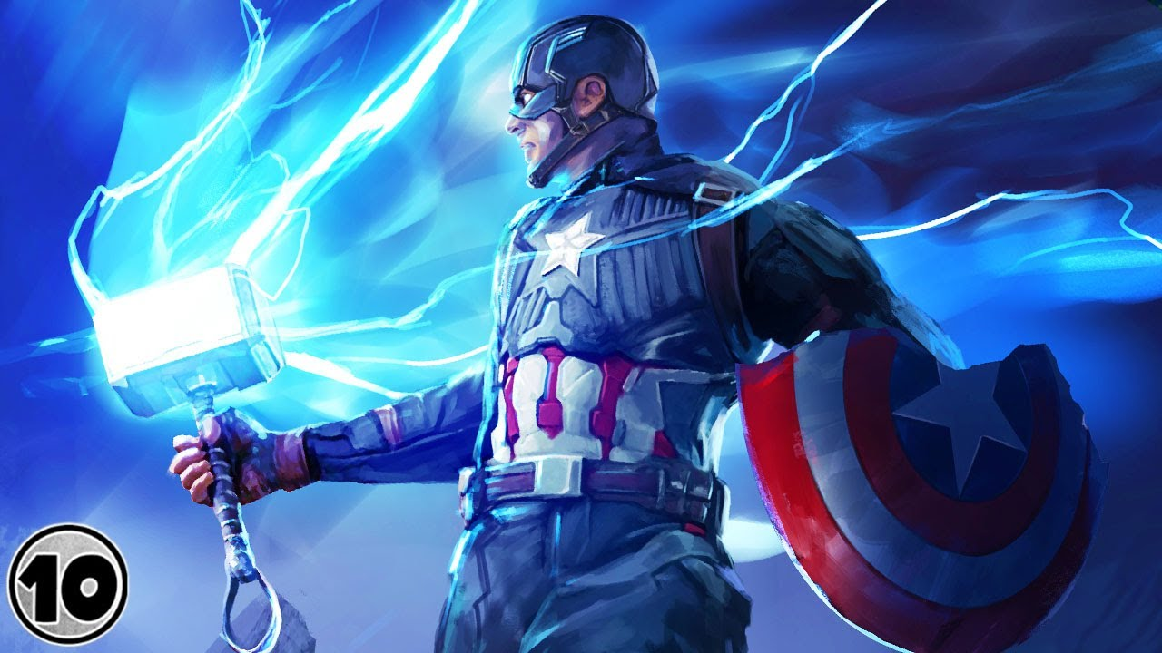Top 10 Most Powerful Alternate Versions Of Captain America