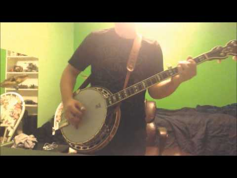 I Will Wait - Mumford and Sons Banjo Cover - YouTube