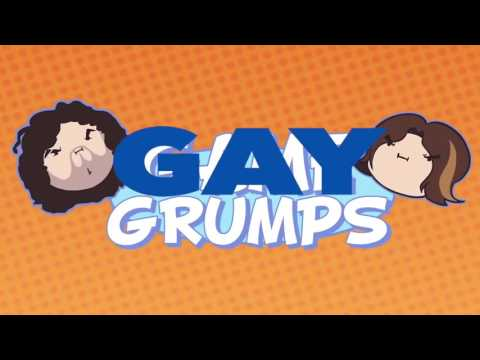 GAY GRUMPS Game Grumps Gay Moments Compliation