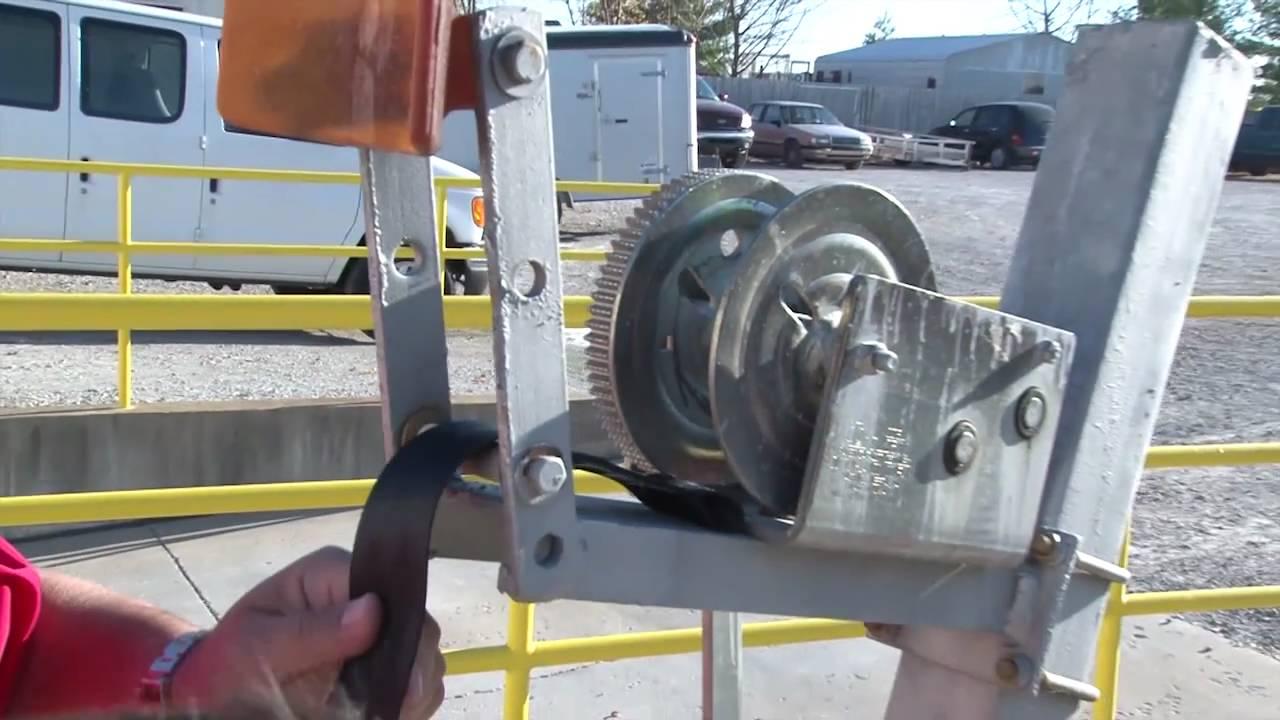 medium resolution of trailer winch strap replacement