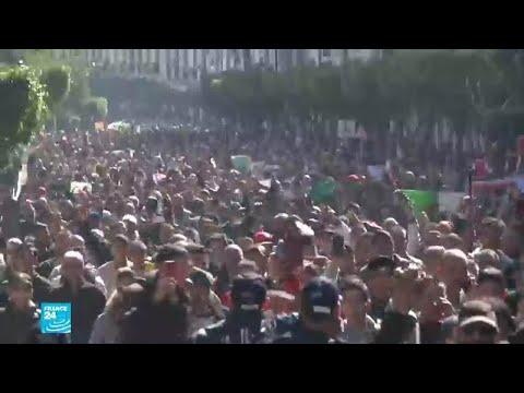 عام على انطلاق الحراك الشعبي في الجزائر..وماذا بعد؟  - 13:00-2020 / 2 / 21