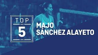 El Top 5 de Majo Sánchez Alayeto | World Padel Tour