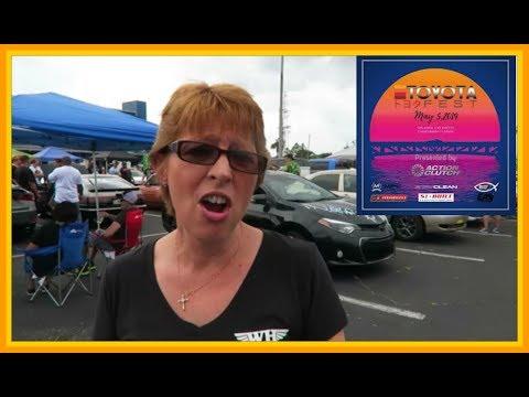 Toyota Fest Orlando 🔰 Short Car Show Vlog 👍 🚗 🚙