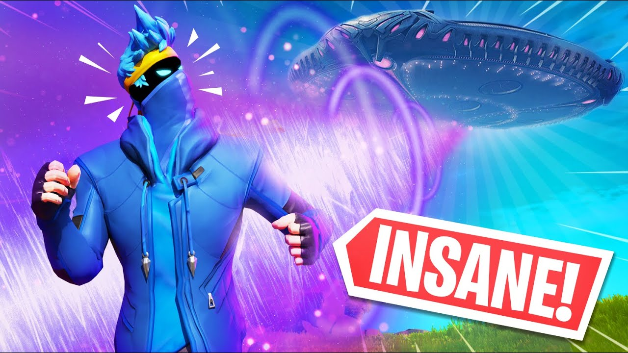 Why The UFOs Are Ruining Fortnite | Ninja