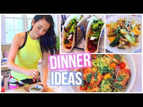 Simple Healthy Dinner Ideas