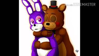 Verena The cute bunny x Toy Freddy