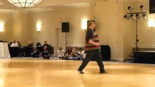 Hurricane Line Dance by Will Craig & Cody Flowers Demo @ Big Bang 2016