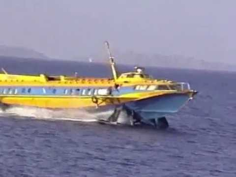 flying dolphin hydrofoil ferry greece hellenic