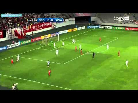 AFC Champions League Seoul (Kor)-Western Sydney Wanderers FC (Aus)