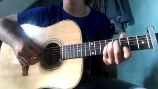 Vì Chính Em Thôi -  Guitar cover - Lê Viết Hải