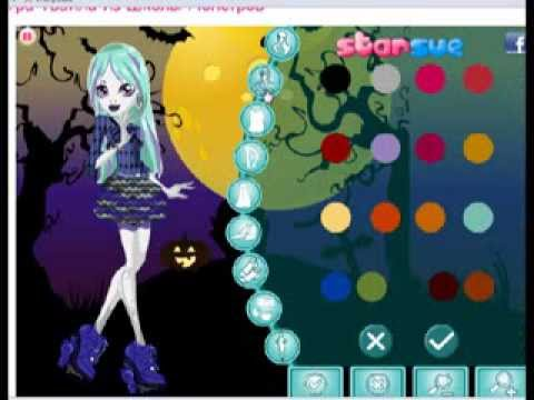 13 Wishes Official Video Game | Monster High