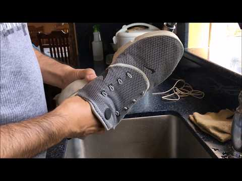 Clean your running shoes like a Pro!